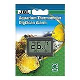 JBL 6122100 JBL Aquarium Thermometer DigiScan Alarm, grau