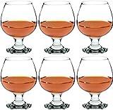 Argon Tableware Brandy-/ Cognacschwenker - 390 ml - Set mit 6 Gläsern