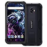 Blackview BV5900 IP69K Outdoor Smartphone Ohne Vertrag 5,7 Zoll HD+ Waterdrop Display Android 9.0 13MP+5MP Kameras 5580mAh Akku Helio A22 3GB+32GB 4G Robustes Handy- NFC/Fingerabdruck/Face ID