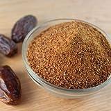 Tomoor Dattelpulver / Dattelzucker 500 Gramm - 100% natürliche fein gemahlen Datteln - ohne Zusatzstoffe