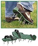 MQ Rasenlüfter Schuhe Vertikutierer Nagelschuhe Rasenbelüfter Rasenbelüftung