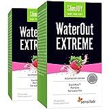 WaterOut EXTREME - Kraftvolles natürliches Entwässerung Diuretikum - 2x10 Beutel, ausreichend für 20 Tage