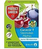 PROTECT GARDEN Curacor T Steinobst-Pilzfrei (ehem. Bayer Garten Baycor T), gegen Pilzkrankheiten an Steinobst wie Kirschen und Pflaumen, 30 g