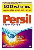 Persil Color Pulver, Waschmittel, 100 (1 x 100) Waschladungen für hygienische reine Wäsche
