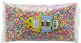 Nabbi Schmelzperlen aus Kunststoff, Plastik, Pastellfarben, 20000-Piece