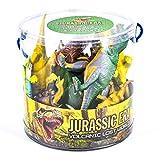 18 Teile Dinosaurier In Wanne