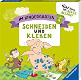 Im Kindergarten: Schneiden und Kleben: Hier kann ich alles allein