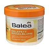 Balea Melkfett Ringelblume, schütz vor Witterungseinflüssen und Feuchtigkeitsverlust (250ml Dose)