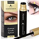 Wimpernserum, Wimpernserum Wachstum, Augenbrauenserum, Eyelash Growth Serum , Wimpernbooster mit Hyaluronsäure für Wimpernwachstum/Augenbrauenwachstum, 5ml