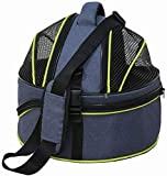 Pet Carrier Atmungsaktive Handtasche, Katze Nest Multifunktions Pet Auto-Sicherheitspaket