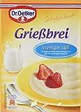 Dr. Oetker Grießbrei Weniger Süß (1 x 76 g)