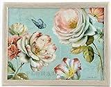Creative Tops Romantic Garden Gepolstertes Knietablett, 44 x 34 cm (17 x 13 Zoll)