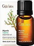 Myrrhe ätherisches Öl Bio - Ein göttliches Glück der Gelassenheit und verjüngende Schönheit (10 ml) - 100% reines therapeutisch reines Bio-Myrrhenöl