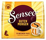 Senseo Pads Guten Morgen XL, 50 Kaffeepads, 5er Pack, 5 x 10 Becherpads
