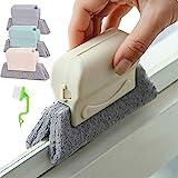 Fensterrillen Reinigungsbürste, Kreative Rillenreinigungsbürste, Magische Fensterreinigungsbürste, Schnelle Reinigung Aller Ecken und Lücken (3PCS)