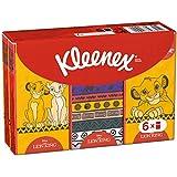 Kleenex Disney Taschentücher für Kinder, König der Löwen Design, 4-lagig, 6 Packungen à 9 Tücher