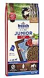 bosch HPC Junior mit Lamm & Reis   Hundetrockenfutter zur Aufzucht ernährungssensibler Welpen, 1 x 15 kg