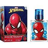 Air-Val Ultimate Spiderman Eau de Toilette 30 ml im coolen Glasflakon, Geschenk für Jungen