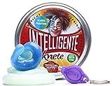 Intelligente Knete Phantome inkl. Schwarzlicht-Lampe (Blaues Phantom) BPA- und glutenfrei