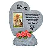 PETAFLOP Gedenktafel für Haustiere Steine Hund Katze Grave Marker Grabstein–Verlust von Pet Geschenk