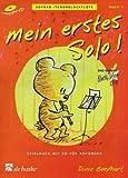 Mein erstes Solo!, für Sopran-/Tenorblockflöte, m. Audio-CD