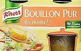 Knorr Bouillon pur Huhn 6x28g