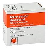 ferro sanol duodenal 100 mg, 100 St Hartkapseln
