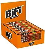 Bifi Original – herzhafter Salami Fleischsnack – geräucherte Mini Wurst als Snack To Go – Multipack, 40er Pack (40 x 22,5 g), 10000030443
