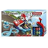 Carrera FIRST Nintendo Mario Kart 2,4 Meter 20063026 Autorennbahn Set ab 3 Jahren