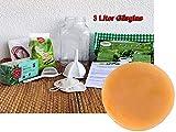 Kombucha-Komplett-Set OkiraVit® Classic-Premium mit 3 L Gärglas, Anleitung und Anwuchsgarantie. Aus dem Heilbad Bad Kohlgrub.