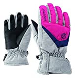 Ziener Kinder LORIK glove junior Ski-handschuhe / Wintersport |warm, atmungsaktiv