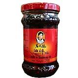 LGM Chilli in Sojabohnen Öl mit Erdnüssen 210g