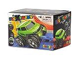 Smoby – Flextreme SUV grün – zusätzliches Auto für Flextreme Starter-Set, Rennbahn für Autos, für Kinder ab 4 Jahren, flexible Strecke mit Looping