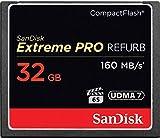 SanDisk Extreme Pro 32GB CompactFlash Speicherkarte UDMA 7Geschwindigkeit bis zu 160MB/s-sdcfxps-032g-x46(Zertifiziert aufgearbeitet)