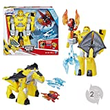 Transformers Hasbro Rescue Bots Knight Watch Bumblebee