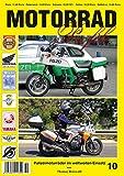 MOTORRAD Profile 10 Polizeimotorräder im weltweiten Einsatz
