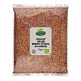 BIO Leinsamenmehl 1kg von Hatton Hill Organic – BIO zertifiziert