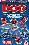 Schmidt Spiele 10V61015442V10 49201 Dog, Den letzten beissen die Hunde, Familienspiel, bunt