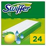 Swiffer Feuchte Bodentücher mit Zitrusduft, Nachfüllpack, 6er Pack (6 x 24 Stück)
