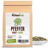 Pfeffer bunt ganz (250g) Bunte Pfefferkörner für Pfeffermühle vom Achterhof