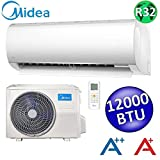 SPLIT KLIMAANLAGE KLIMAGERÄT MIDEA RIGHT INVERTER 12000 BTU 3,5 KW A++ R32