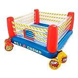 INTEX 48250 - Jump-O-Lene - aufblasbare Boxing Ring Bouncer /  Trampolin