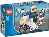 LEGO City 7235 - Polizeimotorrad