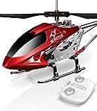 SYMA Hubschrauber Ferngesteuert Indoor Mini Spielzeug RC Helikopter Flugzeug Geschenk Kinder 3.5 Kanal 2.4 GHz LED Gyro Schwebefunktion