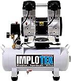 1500W 2PS 18L Silent Flüsterkompressor Druckluftkompressor 60dB leise ölfrei flüster Kompressor Compressor IMPLOTEX
