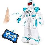 Auney Roboter Spielzeug für Kinder, intelligente programmierbare Fernbedienung Roboter, intelligentes Spielzeug für Jungen mit Infrarotsensor-RC-Roboter (Grün)