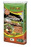 Euflor Plantahum® Premium 65 L Sack Gartenerde-Pflanzerde mit hochwertigen regionalen Torf-Für Balkon und Garten-Langzeitdünger bis zu 12 Wochen- für optimale Entwicklung der Pflanzen