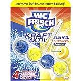 WC Frisch 4015000964616 Kraft Aktiv WC-Duftspler Meeresfrische