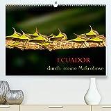 Ecuador durch meine Makrolinse (Premium, hochwertiger DIN A2 Wandkalender 2021, Kunstdruck in Hochglanz)