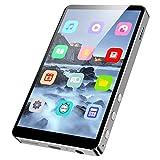 4,0 Zoll MP3 Musik Player MP4 Video MP5 Full Touch Screen 8GB Speicher Tragbarer E-Book Reader FM Radio HiFi Loseless